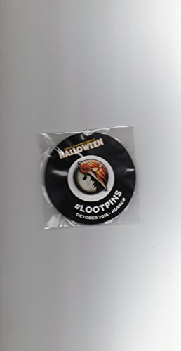 Halloween Michael Myers Lootpin October 2016 Horror Loot Crate LootPins CloisonnàPin by Loot Crate -