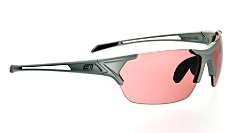 Optic Nerve Reactor PM Sunglasses Frame, Matte Lite - Reactor Glasses Light