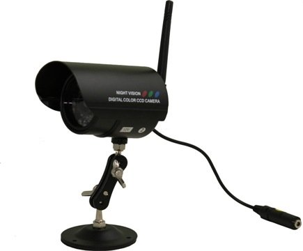 HS1450CCD: Wireless Audio/Video Camera by GMI