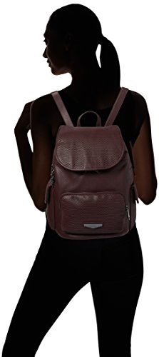 Plum K18726 Kipling Backpack 81a Women Warm Purple OXgSaUgq