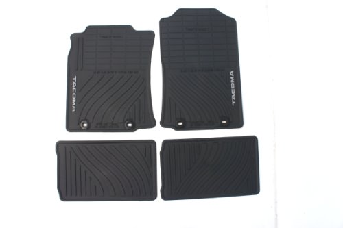 Genuine Toyota Accessories PT908 35125 20 All Weather product image