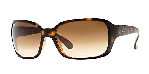 Ray-Ban RB4068 Sunglasses Light Havana/Crystal Brown Gradient 60mm