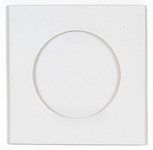 600-Pak White Paperboard CD Sleeves with Window (no Flap)