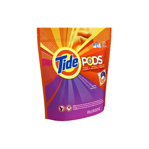 Tide Liquid Laundry Detergent Pods - Spring Meadow 35-Count (Pack of 4)