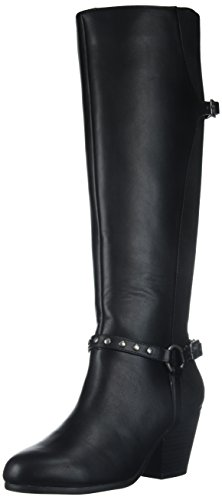 Aerosoles A2 by Women's Sensitivity Knee High Boot, Black Combo, 7 M US