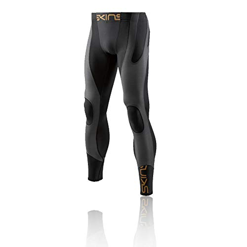 Skins K-Proprium Ultimate Long Compression Tights - Medium (Tall) - Black by Skins (Image #2)