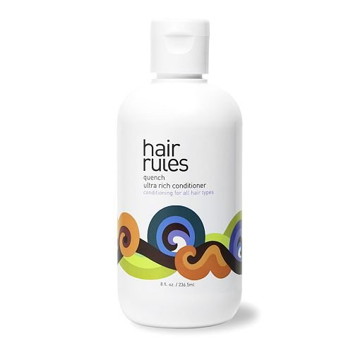 Hair Rules Quench Conditioner - 8 oz