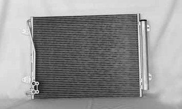 TYC 3493 Volkswagen Passat Parallel Flow Replacement Condenser