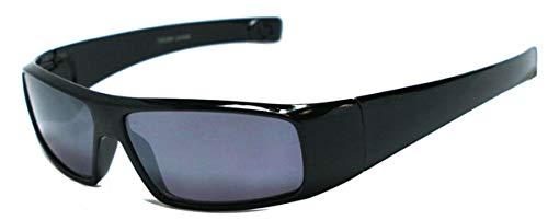 - Wrap Around Reading Sunglasses, 1.75, Black