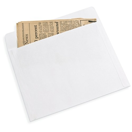 Gaylord Archival 80 lb. Text Unbuffered Long Side Opening Envelopes (50-Pack) by Gaylord Archival