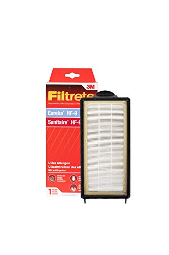(3M Filtrete Eureka / Sanitaire HF-9 / HF-9 Ultra Allergen Vacuum Filter - 1 filter)