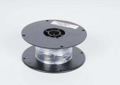 ACDelco TXL20B GM Original Equipment 50 ft Spool of Black 20 Gauge Thin Wall TXL Wire