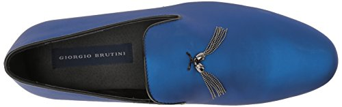 Giorgio Brutini Heren Chrisp Loafer Blauw