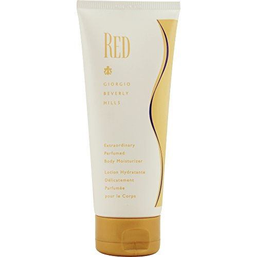Giorgio Red Body Lotion (RED by Giorgio Beverly Hills BODY LOTION 6.7 OZ for WOMEN ---(Package Of 5))