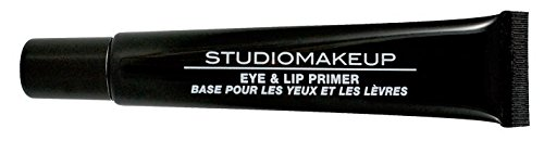 STUDIOMAKEUP Eye and Lip Primer, Brightening, 0.32 Fluid Ounce