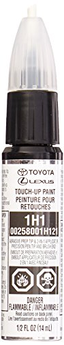 Genuine Toyota 00258-001H1-21 Predawn Mica Touch-Up Paint Pen (1/2 fl. oz., 14 ml​)