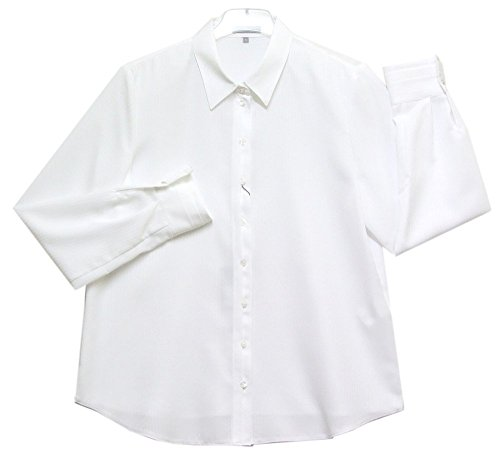 Nueva ERFO blanco impresión blusa 1011013 blanco