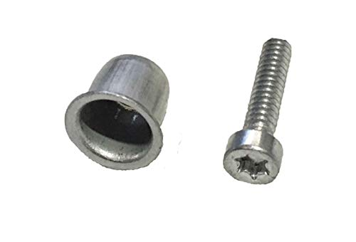 (Re 1127 791 7200, 9075 478 4155 Chain Brake Handle Pivot Bolt+Bushing for stihl 024 025 026 290 034 039 044 390 210 230 250 D1C16 kitQ)