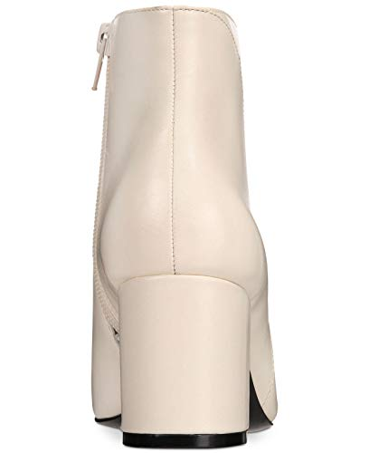 INC Frauen Zeh International Eggshell Concepts Florian Geschlossener Cream Fashion Stiefel qSwSE