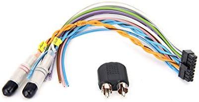 Audison Acp 2 Ap Bit 2 Rca Adapter Cable Elektronik