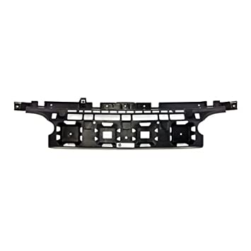 CH1065100 Front Bumper Cover Support Rail; Fits 2005-2007 Jeep Grand Cherokee