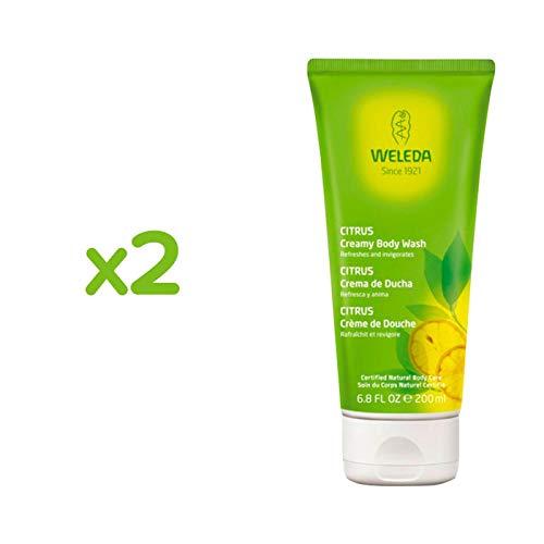Weleda Creamy Body Wash, Citrus, 6.8 Ounces ()