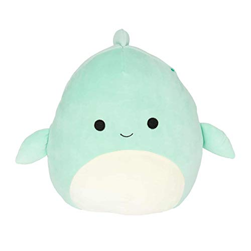 (Squishmallow Kellytoy Sea Life 12