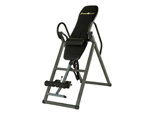 Fitness Reality 690XL Additional Weight Capacity Inversion Table with Lumbar Pillow by Fitness Reality