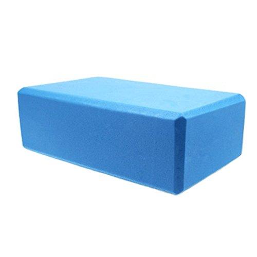 High Density Yoga Block Non-slip Blocks Bricks Yoga Mat Accessory Sports - Blue by Kylin Express