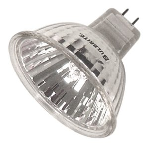 Bulbrite EYF/L 75-Watt 12-Volt Halogen MR16 Bi-Pin Lensed, Narrow Spot