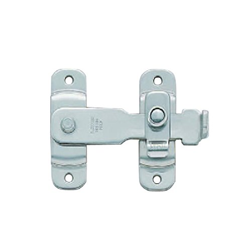 Lamp 59183 Bll-120 (SUS304) Sugatsune Spring Loaded Bar Latch, Stainless Steel