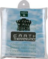Earth Therapeutics Terry Covered Bath Pillow - 1