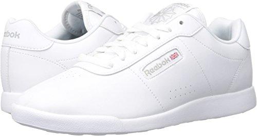 Reebok Women's Princess Lite Classic Shoe, Black, 5.5 M US