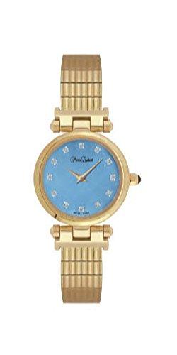 Pierre Laurent Ladies' 12-Diamond 23.5mm Swiss Watch, 22110
