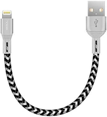 iSOUL Cable de Datos del Cargador iPhone relámpago, 3.3 ft ...