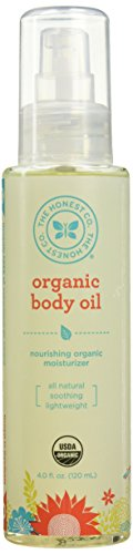 - The Honest Company Body Oil Moisturizer - 4 oz