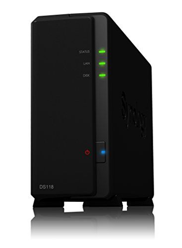 Synology bay NAS DiskStation (Diskless)