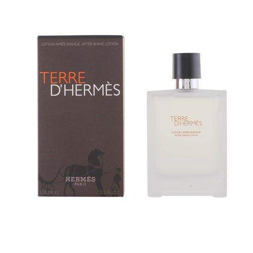 Terre D'hermes by Hermes For Men. Aftershave 3.3-Ounces (Terre D Hermes After Shave compare prices)
