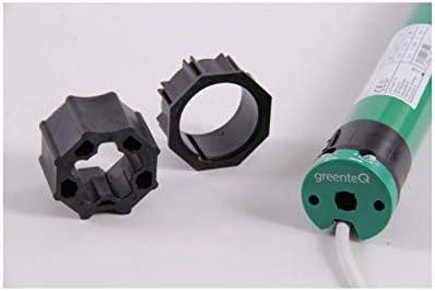 greenteQ Funk Rollladenmotor verschiedene Ausführungen Mini 40 mm