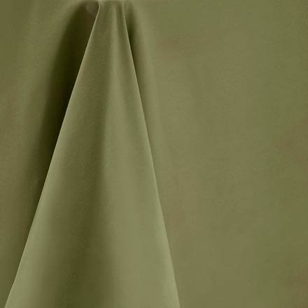 Bright Settings Fabric Sample - Spun Polyester Solid Colors-Army Green