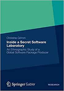 Inside a Secret Software Laboratory: An Ethnographic Study of a Global Software Package Producer