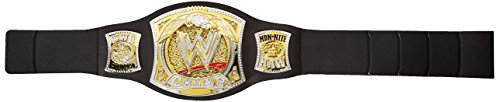WWE SPINNER CHAMPIONSHIP KID SIZE TOY WWE WRESTLING BELT by WWE