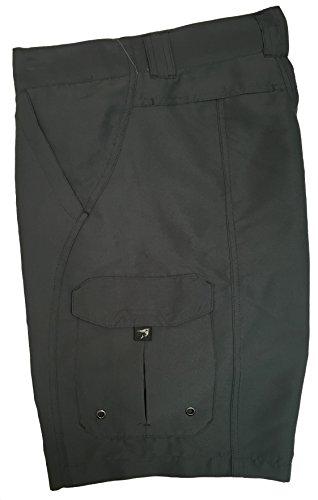 Bimini Bay Outfitters Mens Marquesa Performance Nylon Short