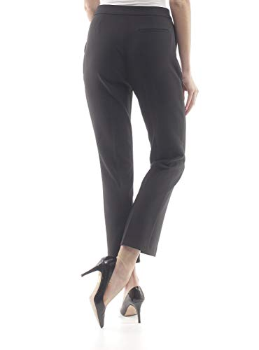 Z99 Donna 1 Nero Crepe 1B13FC7210 Erasmo Pantalone PINKO Pantalone 8xC5wIq