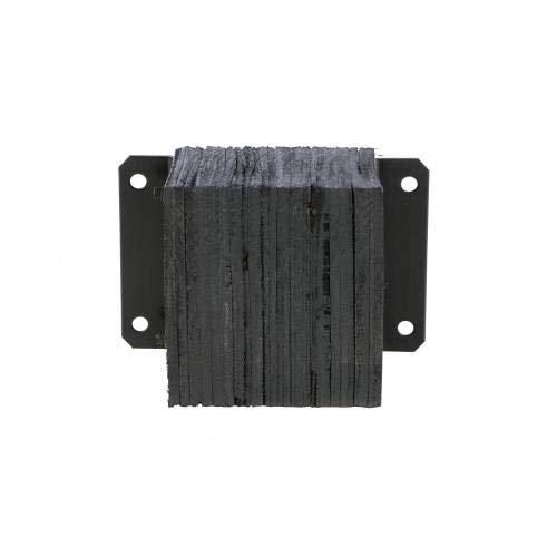 Vestil 1214-6, Type A Laminated Dock Bumper Projection (Pack of 3 pcs)