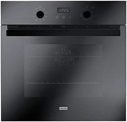 Franke – Horno Cr 86 M Bk/F de cristal Negro de 60 cm: Amazon.es ...