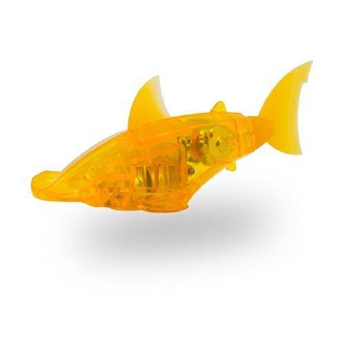Yellow Orange Hammerhead Shark: HEXBUG Aquabot 2.0 Single Pack