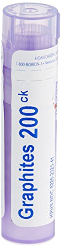 Boiron Graphites 200C, 80 Pellets, Homeopathic Medicine for Scars by Boiron