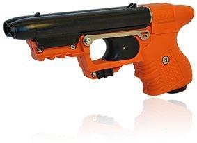 Piexon JPX 2 LE Orange Pepper Spray gun with nylon holster by FireStorm