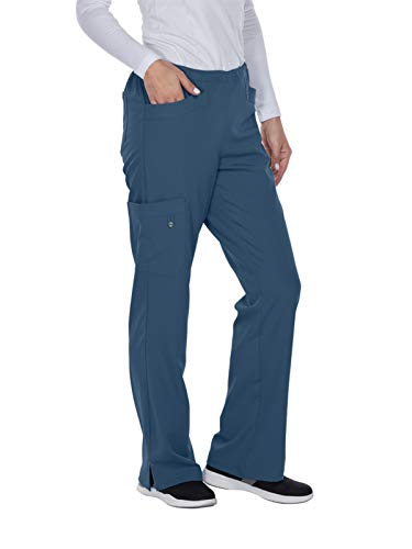 Grey's Anatomy Signature 2208 April Cargo Pant Silver Lake XS ()